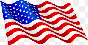 United States - Flag Of The United States Decal Clip Art PNG