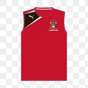 Athletics - T-shirt The Skinners' School Rugby Shirt Sleeve Gilets PNG