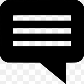 Text Speech Balloon PNG