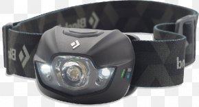 Skiing - Headlamp Black Diamond Spot 130 Black Diamond Equipment Skiing Hiking PNG