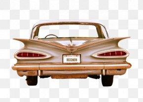 Retro Car - Car Automotive Design PNG