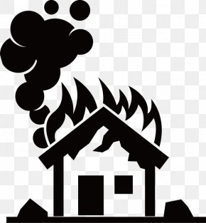 House Fire - Royalty-free Can Stock Photo PNG