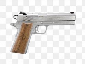 .45 ACP - Trigger Coonan .45 ACP Pistol Gun Barrel PNG