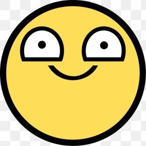 Big Grin Smiley - Smiley Emoticon Face Clip Art PNG