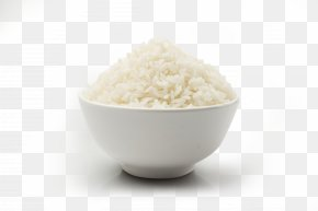 Rice - Cooked Rice Rice Cereal White Rice Jasmine Rice Bowl PNG