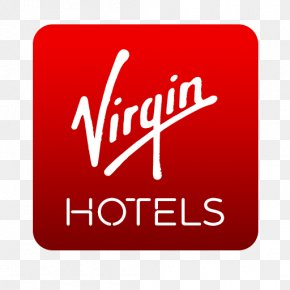 Logo Virgin Hotels Android Mobile App Google Play PNG