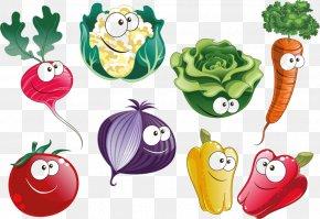 Food Group Side Dish - Cartoon Vegetable Food Vegetarian Food Icon PNG