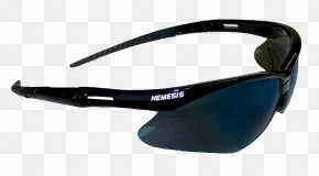 Safety Glasses - Goggles Sunglasses Plastic PNG