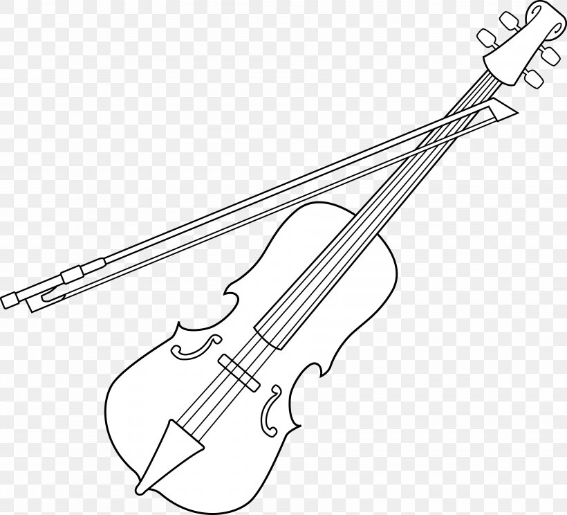 Violin with bow clipart. Free download transparent .PNG | Creazilla