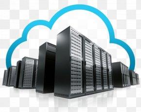 Server - Cloud Computing Computer Servers Web Hosting Service Dedicated Hosting Service Cloud Storage PNG