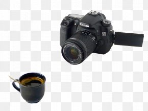 Digital Cameras - Single-lens Reflex Camera Digital SLR Photography PNG