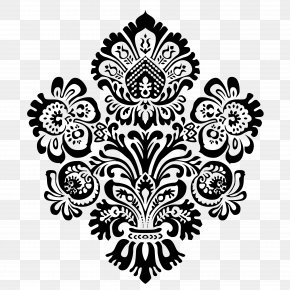 Arabic Clip Art Black And White Pattern - Vector Graphics Clip Art Illustration Royalty-free Design PNG