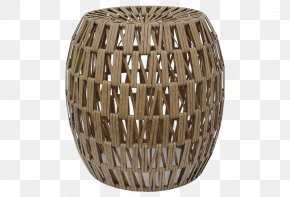 Southeast Asia Rattan Stool - Bar Stool Furniture Chair PNG