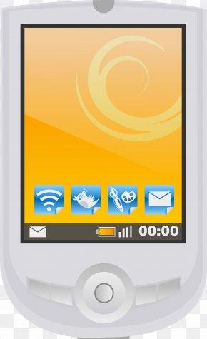 Application - PDA Mobile Phones Clip Art PNG