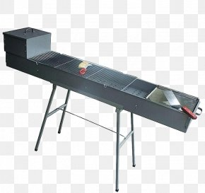 BBQ Charcoal Grill Thicker - Barbecue Furnace Oven Charcoal Roasting PNG