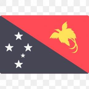 Flag - Flag Of Papua New Guinea Port Moresby National Flag PNG