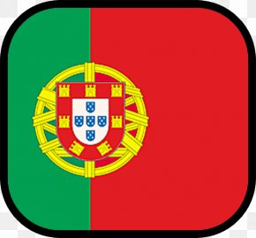Flag - Flag Of Portugal National Flag Portuguese PNG