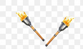 Torch - 2016 Summer Olympics Torch Fire Olympic Flame PNG