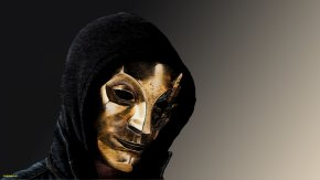Anonymous Mask - Hollywood Undead Johnny 3 Tears Desktop Wallpaper PNG