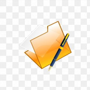 Hand-drawn Graphics Folder - Information PNG