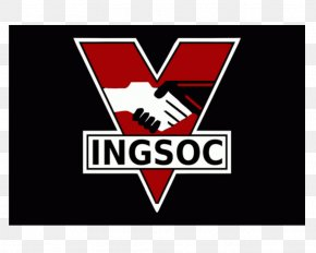 Video Poster - Nineteen Eighty-Four Big Brother Winston Smith Politics And The English Language Ingsoc PNG