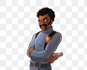 Samuel L Jackson - Urban Rivals Character .de .su .to PNG