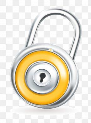 Vector Tools Lock - Chroma Key Padlock PNG