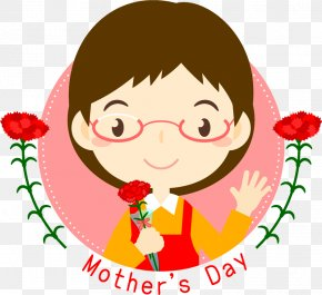Mother's Day - Mother's Day Carnation May Clip Art PNG