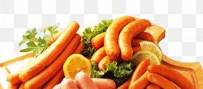 Sausage - Sausage Hot Dog Barbecue Ham Food PNG