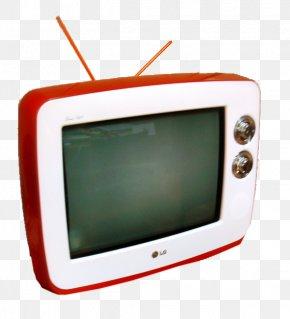 TV - Television Set Drawing PNG