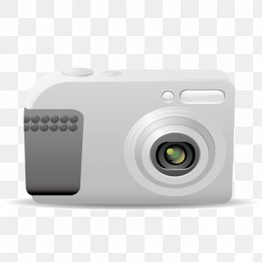 Vector Art Camera Camera - Photographic Film Digital Cameras PNG