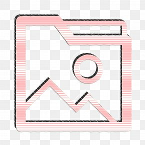 Pink Pictures Icon - Documents Icon Files Icon Folder Icon PNG