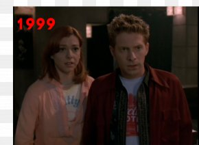 How I Met Your Mother - Alyson Hannigan Buffy The Vampire Slayer Oz Seth Green Willow Rosenberg PNG
