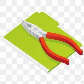 Vector Pliers Tool - Pliers Tool PNG