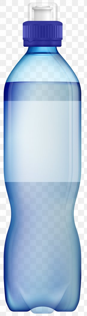 Mineral Water Bottle Clip Art - Water Bottle Clip Art PNG