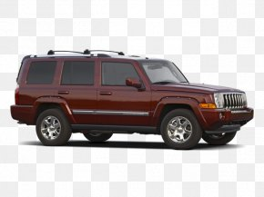 Jeep - 2008 Jeep Commander 2011 Jeep Grand Cherokee Car 2011 Jeep Compass PNG