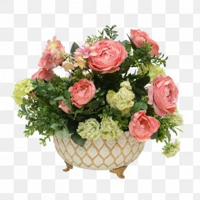 Flower - Garden Roses Flower Bouquet Cabbage Rose Cut Flowers PNG