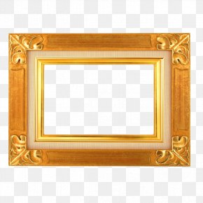 Copper Wood Frame - Picture Frame Decorative Arts Film Frame Photography PNG