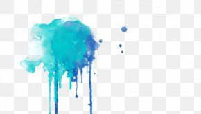 Painting - Watercolor Painting Drawing Art Drip Painting PNG