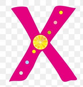 X - X Letter English Alphabet PNG