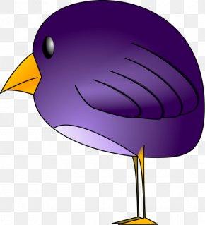 Bird Purple For Windows Icons - Bird Baby Owls Clip Art PNG