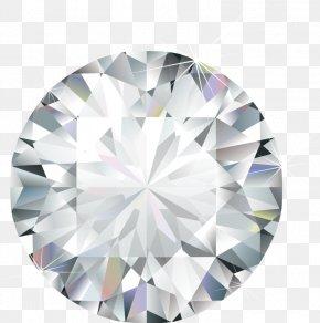 Diamond - Diamond Gemstone Jewellery Clip Art PNG