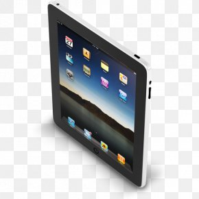 IPad Black - Display Device Electronic Device Gadget Multimedia PNG