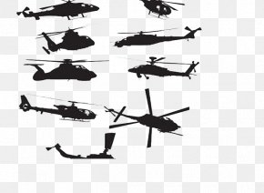 Helicopter - Helicopter Euclidean Vector Sikorsky UH-60 Black Hawk PNG