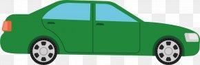 Vector Green Car - 2007 Chrysler 300 BMW X6 Car PNG