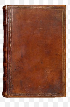 Ancient Cow Leather Book - Book Cattle Leather PNG