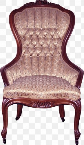 Chair - Wing Chair Furniture Koltuk PNG