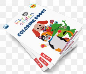 Book - Baby Einstein Coloring Book Child Drawing PNG