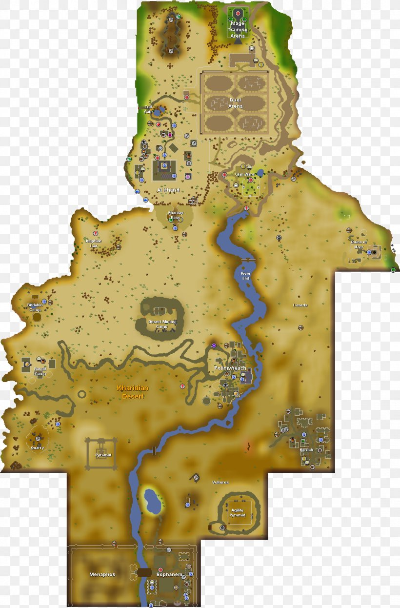 Old School RuneScape Map YouTube Wikia, PNG, 1145x1741px ...