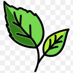 Plant Stem Logo - Leaf Green Plant Flower Logo PNG